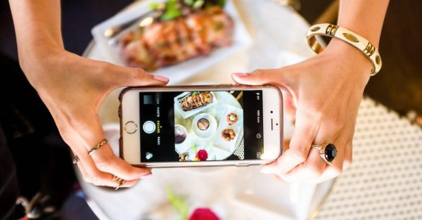 The key to food and drink brands engaging on social media.